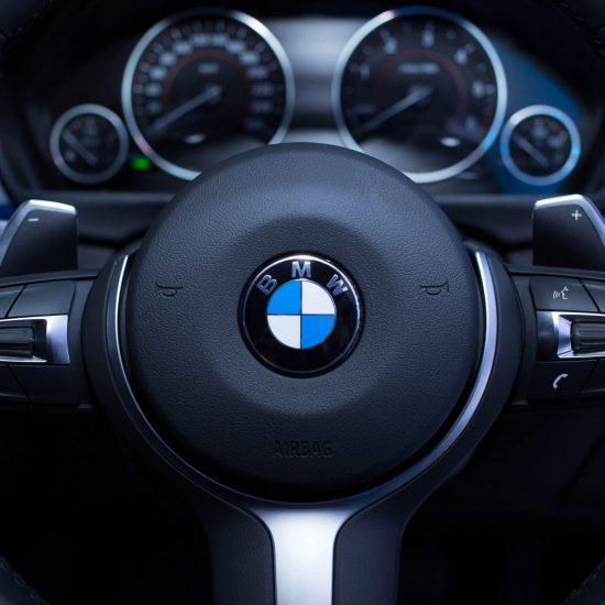BMW stuurwiel