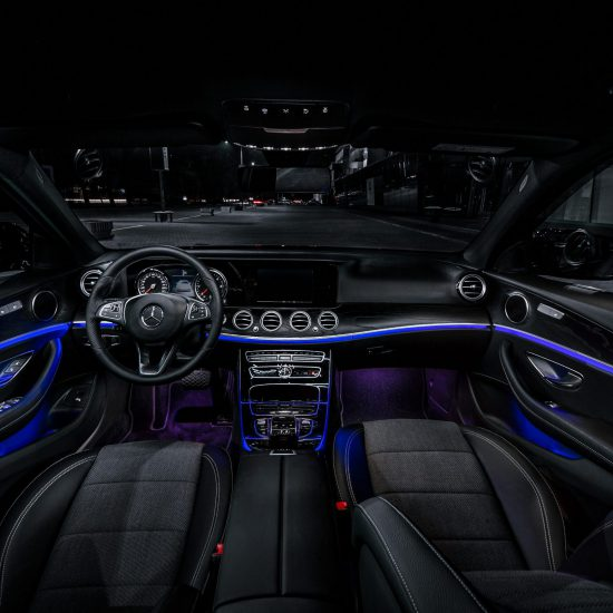 Interieur Mercedes